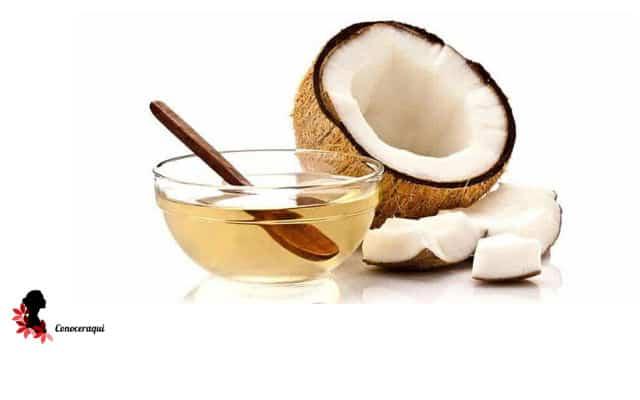 aceite de coco para encias con infeccion