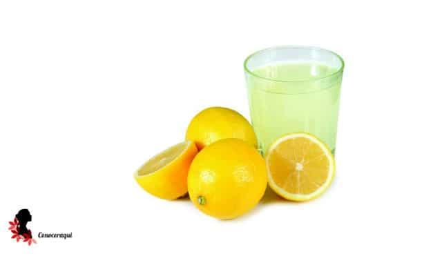 como blanquear los dientes con jugo de limon