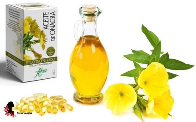 aceite de onagra para el dolor de seno izquierdo de la mujer