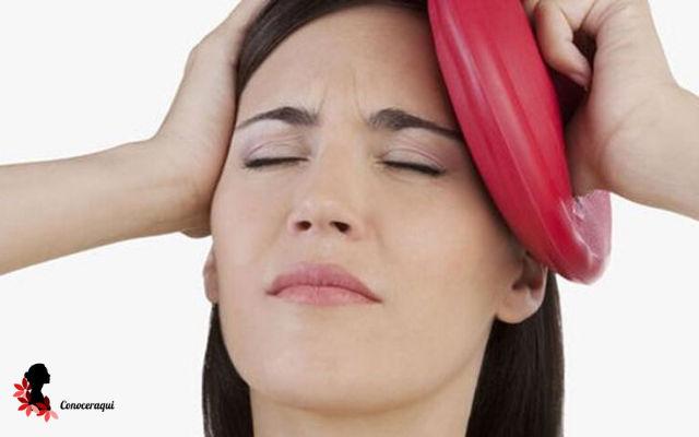 cefalia tencional y dolor de cabeza