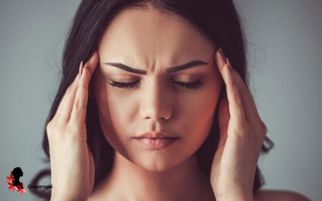 causas y tipos de dolores de cabeza