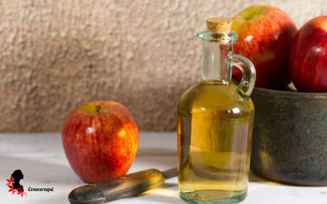 vinagre de manzana para rejuvenecer el rostro