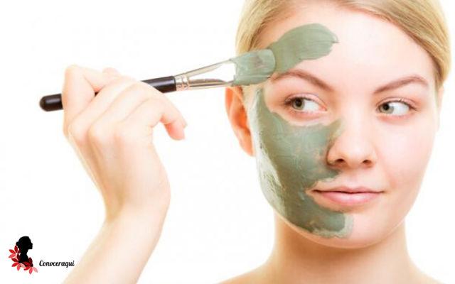 mascarillas caseras para la piel de la cara