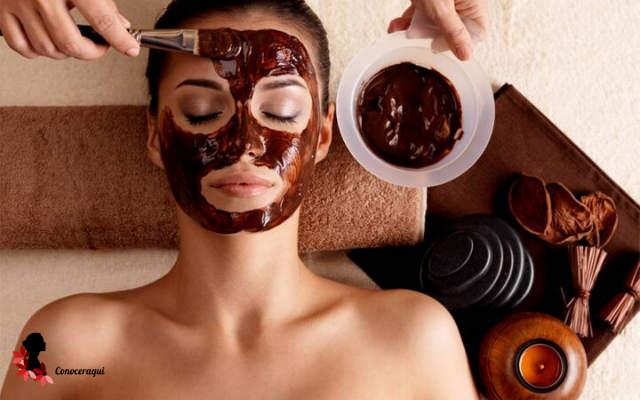 mascarilla de cafe para la piel grasa