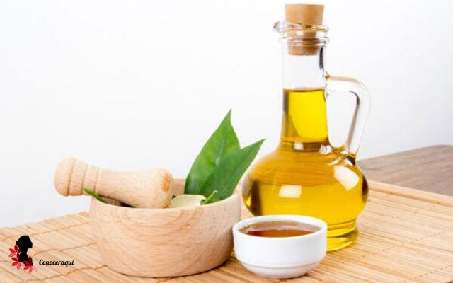 miel y aceite de oliva para tratar el eczema