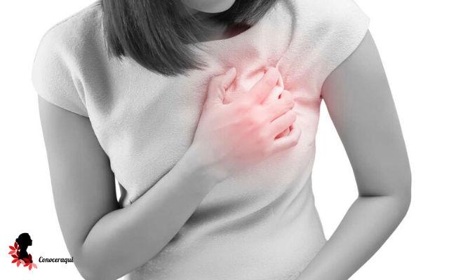 porque duele el seno izquierdo causas y tratamientos