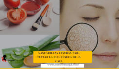 remedios caseros para la cara reseca