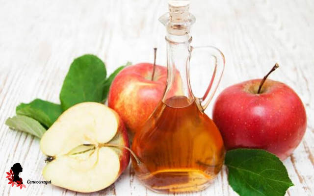 vinagre de manzana para quitar dolores de cabeza